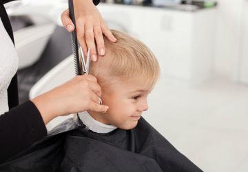 Un salon de coiffure pour enfant à Mérignac